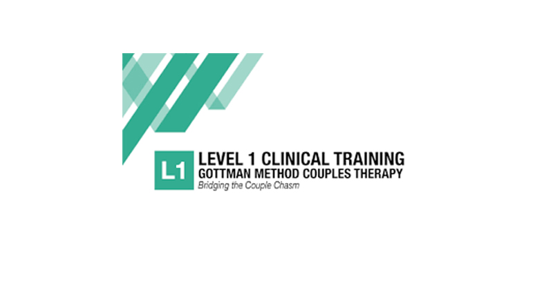 Gottman method Level 1 Couples Therapy Workshop